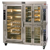Doyon JAOP14G Two Section Jet Air Oven Proofer Combo Gas