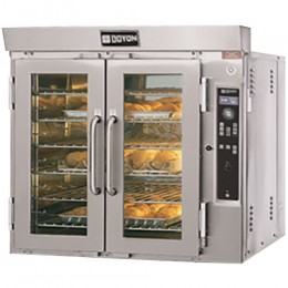 Doyon JA6G Jet Air Single Deck Bakery Convection Oven Gas
