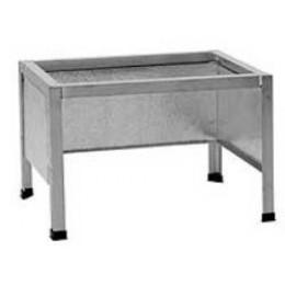 Cretors EA1-113 Paneled Counter Stand w/ Bucket