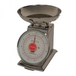 Escali DC115B Mercado Dial Scale w/ Bowl 11 lb