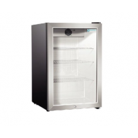 Excellence EMM-4HC Countertop Beverage Glass Door Cooler, 3.7 cu ft