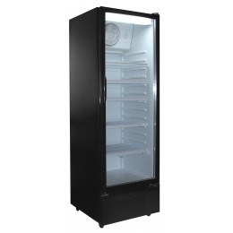Excellence GDR-12HC Upright Glass Door Cooler 12 cu ft