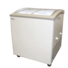 Excellence VB-2HC Curved Lid Display Freezer 7.3 cu ft