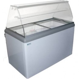 Excellence HBD-12HC Hole Ice Cream Dipping Cabinet