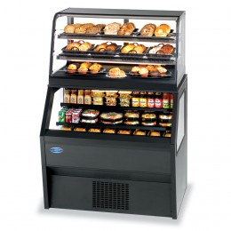 Federal CD3628SS Counter Top Non-Refrigerated Self-Serve Merchandiser 36