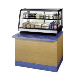 Federal CD4828SS Counter Top Non-Refrigerated Self-Serve Merchandiser 48