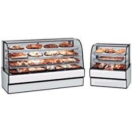 Federal ECGD-50 Elements Non-Refrigerated Bakery Case 50