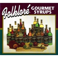 Folklore Gourmet Syrups - Boysenberry
