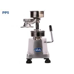 Globe PP5 Manually Operated Single Mold Patty Press 5