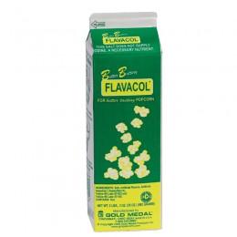 Gold Medal 2019CT Flavacol BB Seasoning 35oz Salt 1 Box