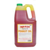 Gold Medal 2043 Peanut Oil Gallons 4/CS