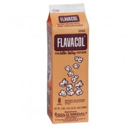 Gold Medal 2045 Flavacol Original Seasoning Salt 12/35oz Cartons/CS