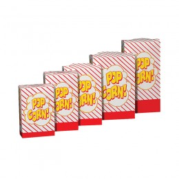 Gold Medal 1.8oz Close Top Popcorn Box 3.5E 500/CS