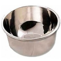 Gold Medal 2199 Stainless Steel 64oz Insert Bowl