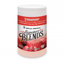 Gold Medal 2285 Strawberry Candy Glaze - Signature Blends