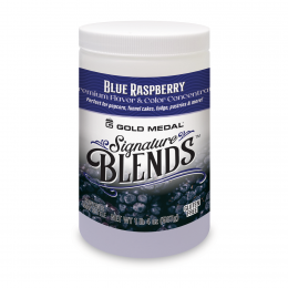 Gold Medal 2290 Blue Raspberry Candy Glaze - Signature Blends