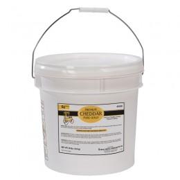 Gold Medal 2328 Premium Cheddar Pure Gold 30lb Tub