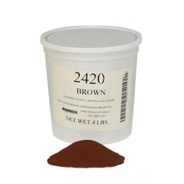 Gold Medal 2420 Color-Pop Salt Brown 4 lb Tub