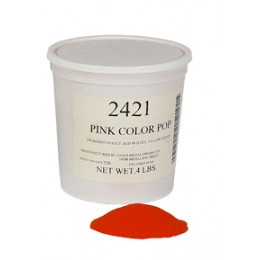 Gold Medal 2421 Color-Pop Salt Pink 4 lb Tub