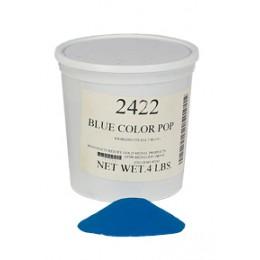 Gold Medal 2422 Color-Pop Salt Blue  4 lb Tub