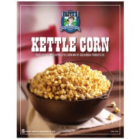 Gold Medal 2546 Pappys Kettle Corn Laminated Poster