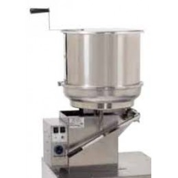 Gold Medal 2626 Karmel Baby Cooker Mixer 2.5 Gallon 120V
