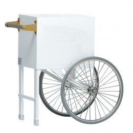 Gold Medal 2659CWP Popcorn Machine Cart 18