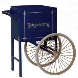 Gold Medal 2659NB Popcorn Machine Cart 18