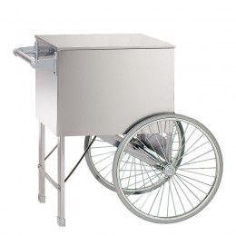 Gold Medal 3118STF Cotton Candy Cart 28
