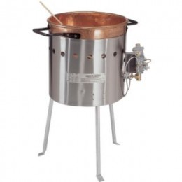 Gold Medal 4001 Candy Apple Cooker Stove Only, Electric 208V