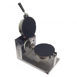 Gold Medal 5020ET Electronic Control, Non-Stick Coating Giant Waffle Cone Baker 8
