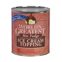 Gold Medal 5146CN Worlds Greatest Topping Hot Fudge #10 Can 1 Only