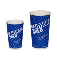 Gold Medal 5333 Caution 32oz  Cold Cups 480/CS