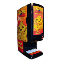 Gold Medal 5345 Nacho Cheese Bag Style Heated Cheese Dispenser No Timer 120V
