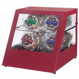 Gold Medal 5516 Slanted Pretzel Warmer Display