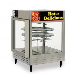 Gold Medal 5550-00-5553-004 Pretzel & Pizza Humidified Cabinet Large
