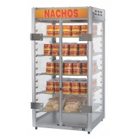 Gold Medal 5588 Grand Portion Pak Warmer and Nacho Display