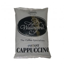 Gold Medal 7035 French Vanilla Cappuccino Mix 6/2 lb Bags