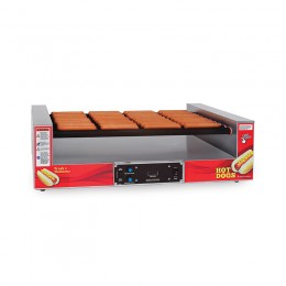 Gold Medal 8025E Hot Diggity One-Touch Roller Grill