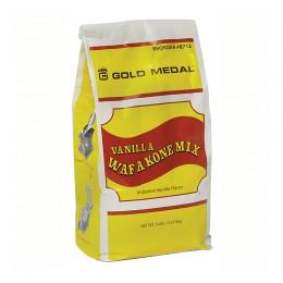 Gold Medal 8212 Vanilla Waf-A-Cone Mix 6/5 lb Bags