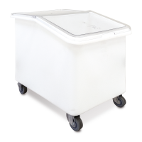 Gold Medal 9000T 37-Gallon Tote on Casters