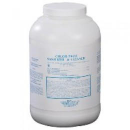 Gold Medal 1109 Chlor-Tech Cleaner and Sanitizer 8 lbs