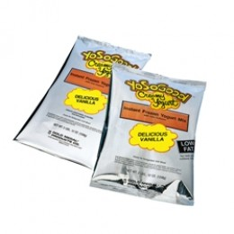 Gold Medal 1222 YoSoGood Yogurt Mix Vanilla 6/2.75lb Bags
