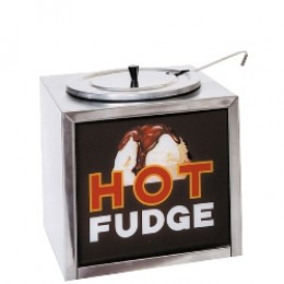 Gold Medal 2200 Ladle-Style Fudge Warmer 120V