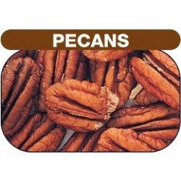Gold Medal 4132 Pecan Halves 30lbs