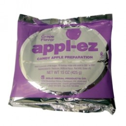 Gold Medal 4142 Appl-EZ 15oz Grape 15/CS