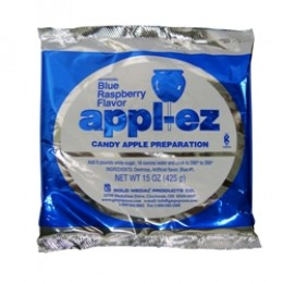 Gold Medal 4143 Appl-EZ 15oz Blue Raspberry 15/CS