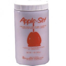 Gold Medal 4175 Apple-Set 1lb Can