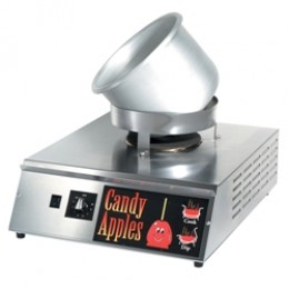 Gold Medal 4416 Hot Shot Electric Counter Top Candy Apple Stove