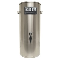 Cecilware S Series 5 Gallon Iced Tea Dispenser with Handles